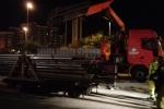Organizamos y gestionamos grandes obras con maquinaria pesada.