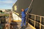 Pintura de naves industriales 1