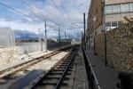 Trabajos realizados por nuestro personal, mantenimiento de instalaciones de tranvía en Alicante.