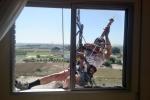 Sellado de ventanal incluido en impereabilización con hidrofugos en caravista (1)