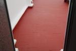 Impermeabilización de terraza con fibra liquida y pintura impermeabilizante polimérica de alta resistencia 1
