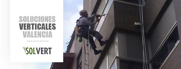 Limpieza e impermeabilización de fachadas en Valencia