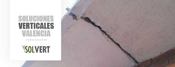 Juntas de dilatación en edificios y fincas, fachadas y patios de luces