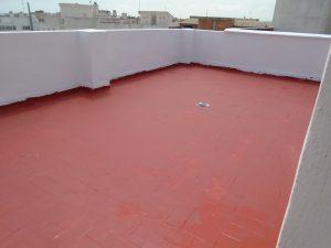 Impermabilización de terrazas en Valéncia Trabajos Verticales Valencia www.solvertvalencia.com