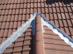Reparar tejados y barandillas en Valéncia Trabajos Verticales Valéncia www.solvertvalencia.com