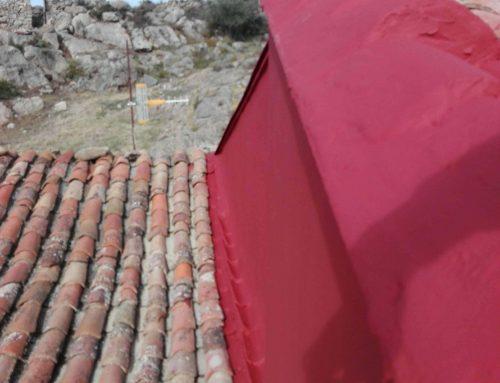 mantenimiento casas tejados a dos aguas